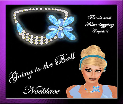 35L Magia Going to the Ball necklace