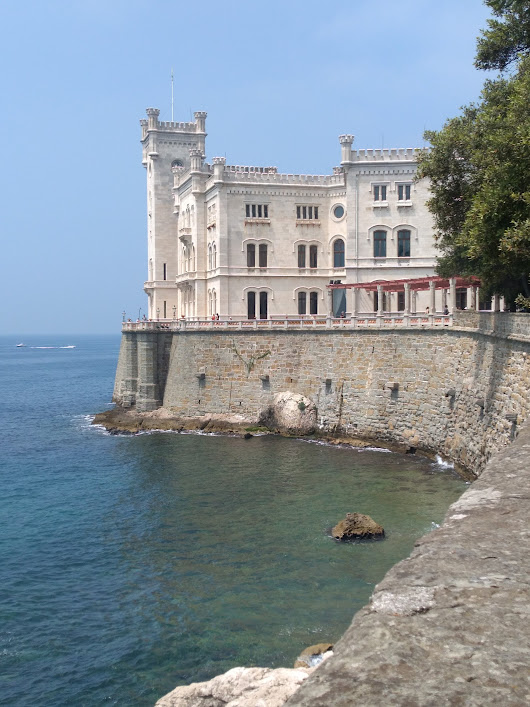 Sunday photo: Miramare Castle
