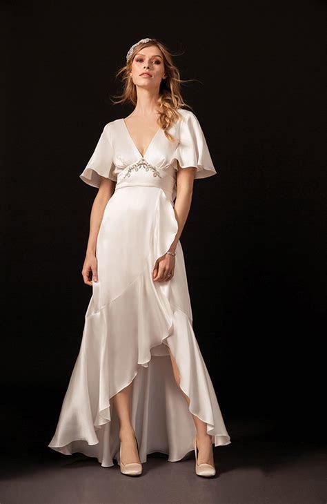 Cool Throwback Style: Temperley Wedding Dresses Spring