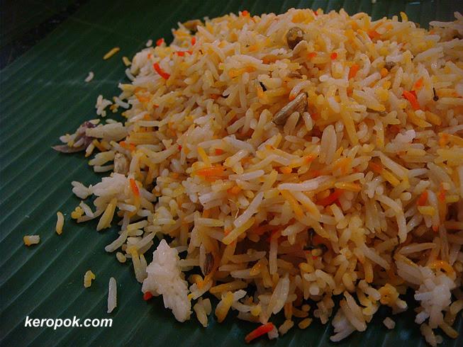 Nasi Beriyani