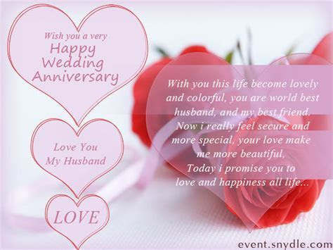 Happy Wedding Anniversary Quote For My Husband Pictures