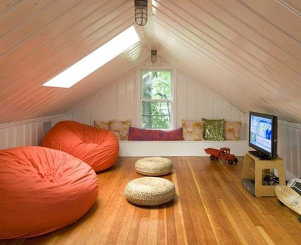 Cleverly Increase Living Space By Making Use Of Unused ...