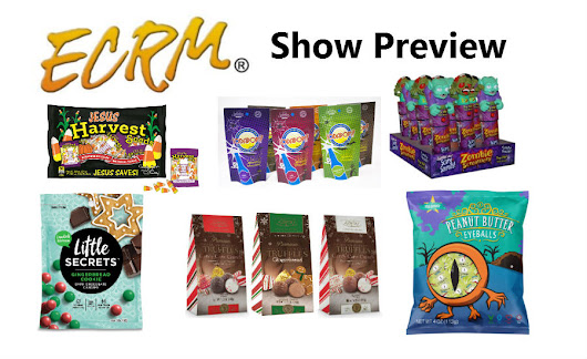 Halloween, Christmas products to debut at seasonal candy ECRM event