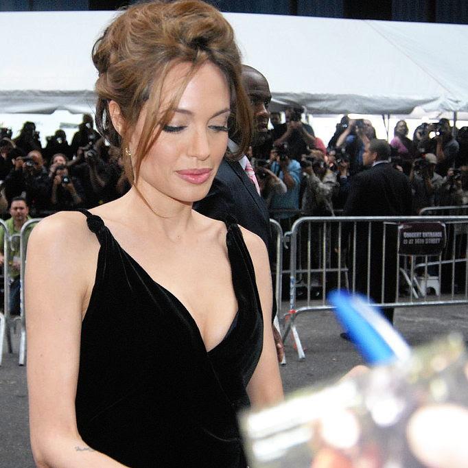 Shine Beauty Beacon Magnificent Maleficent Angelina