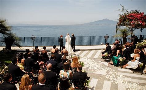 Sorrento Villa Wedding   Sorrento   Amalfi Coast   Italy