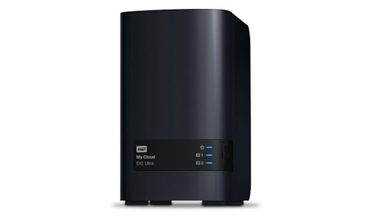 Western Digital's My Cloud EX2 Ultra, the home entertainment device you can pretend is for work
