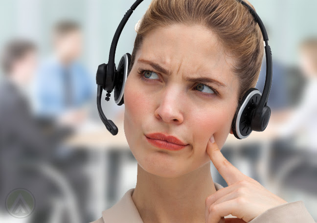 Image result for confused telemarketer