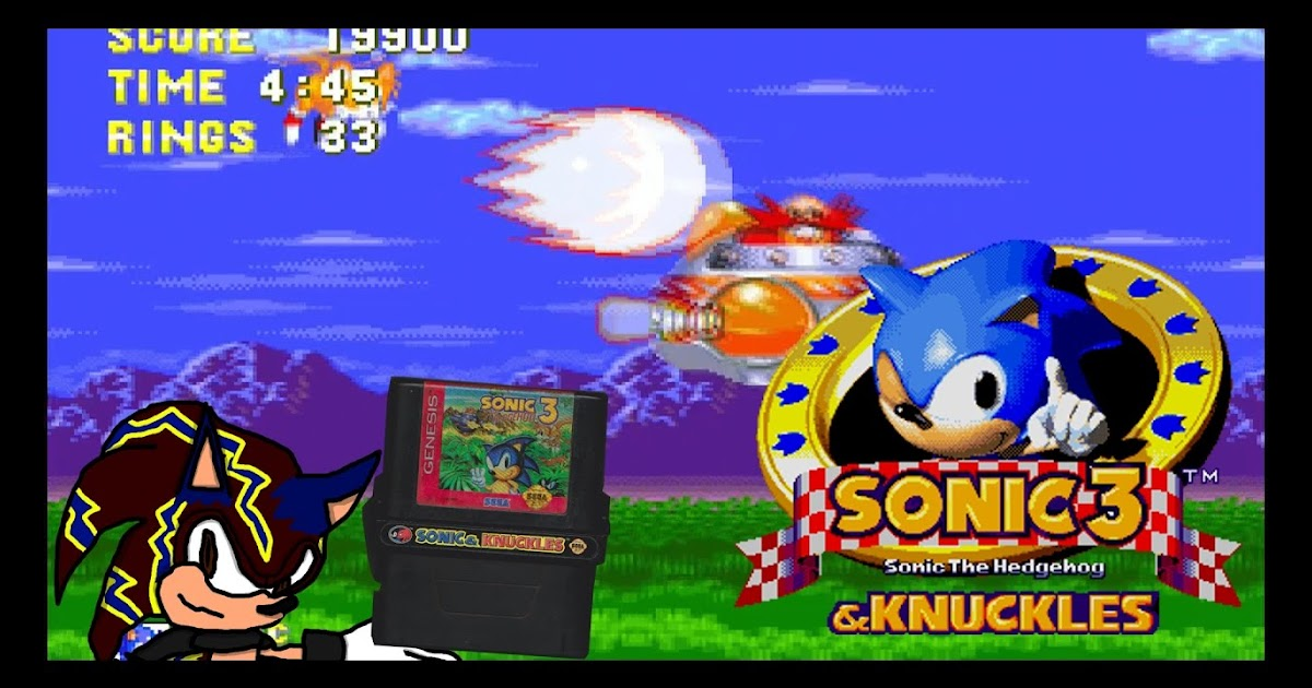 Sergeant Sonic The Hedgehog Movie Poster Going Through A Marble Garden A Carnival Sonic 3 Knuckles Part 2