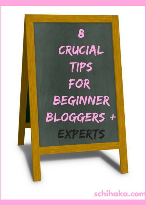 Crucial tips and tricks for blogging beginners