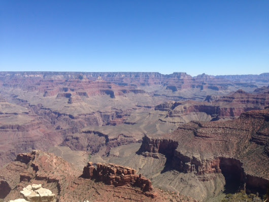 Hiking In The Grand Canyon, A Beautiful Way To End The Trip! - Coolhikinggear.com