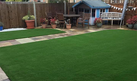 Saving time for a family in Paddock Wood with artificial grass | Perfect Grass