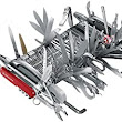 Wenger 16999 Swiss Army Knife Giant - Most Expensive Item On Amazon - Amazon.com