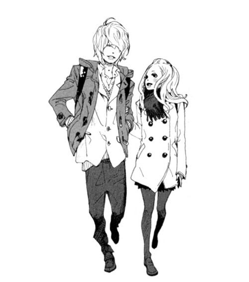 Images Of Cute Anime Couples