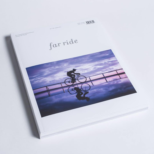 Far Ride | Buy Cycling, New Arrival, Sports magazine | Order at charlottestreetnews.co.uk
