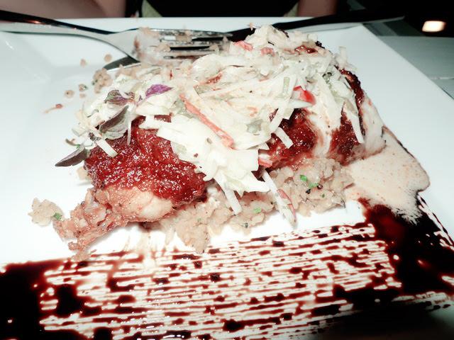 food at Nosh Restaurant 4