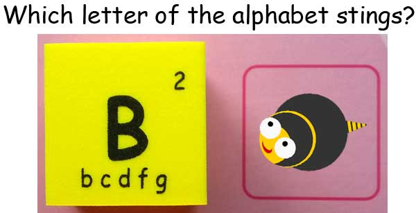 b bee 蜜蜂 sting