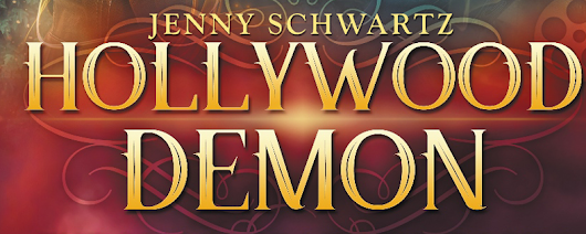 Cover Reveal: Hollywood Demon by Jenny Schwartz