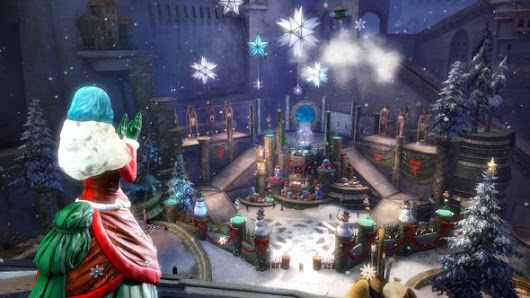 Wintersday 2016 is Coming – GuildWars2.com