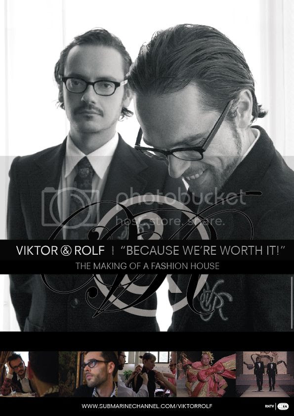WIN; This is your opportunity to look inside the Magical world of Viktor & Rolf !!! #Show #VR #Fashion #Couture #Hautecouture #Brand #Collection #Movie #Giveaway #WIN