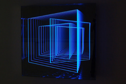 The LED Op Art Of Hans Kotter | The Creators Project