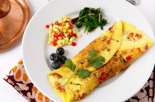 Indian omelet