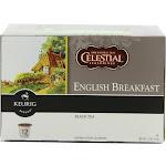 Celestial Seasonings English Breakfast Black Tea K-Cups - 12 count, 1.3 oz box
