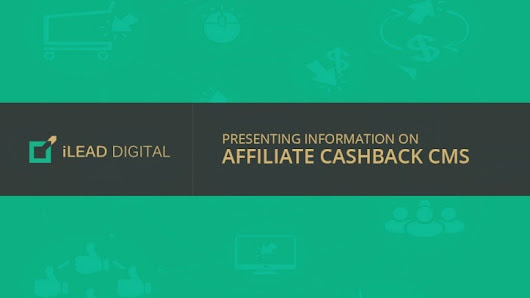 Cashback Website & CMS development by iLead Digital