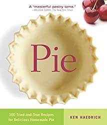 300 recipes for homemade pie in this Pie Cookbook