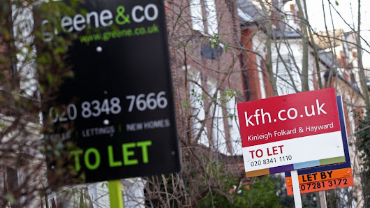 Rents fall for first time in six years - BBC News