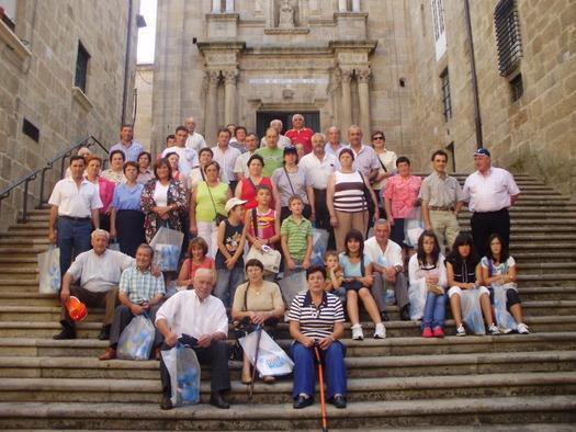 El encuentro de Lugo (Foto: Pepe Álvez)