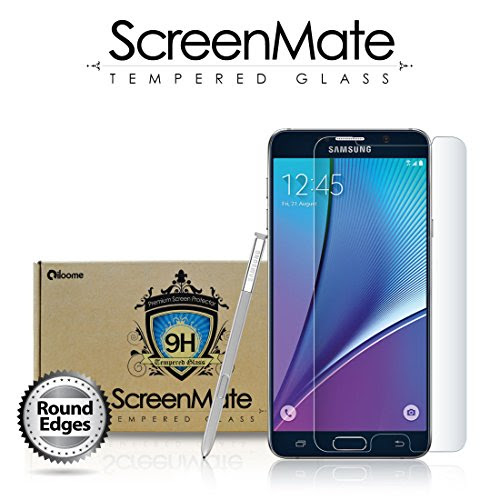 Galaxy Note 5 Screen Protector - Premium Tempered Glass