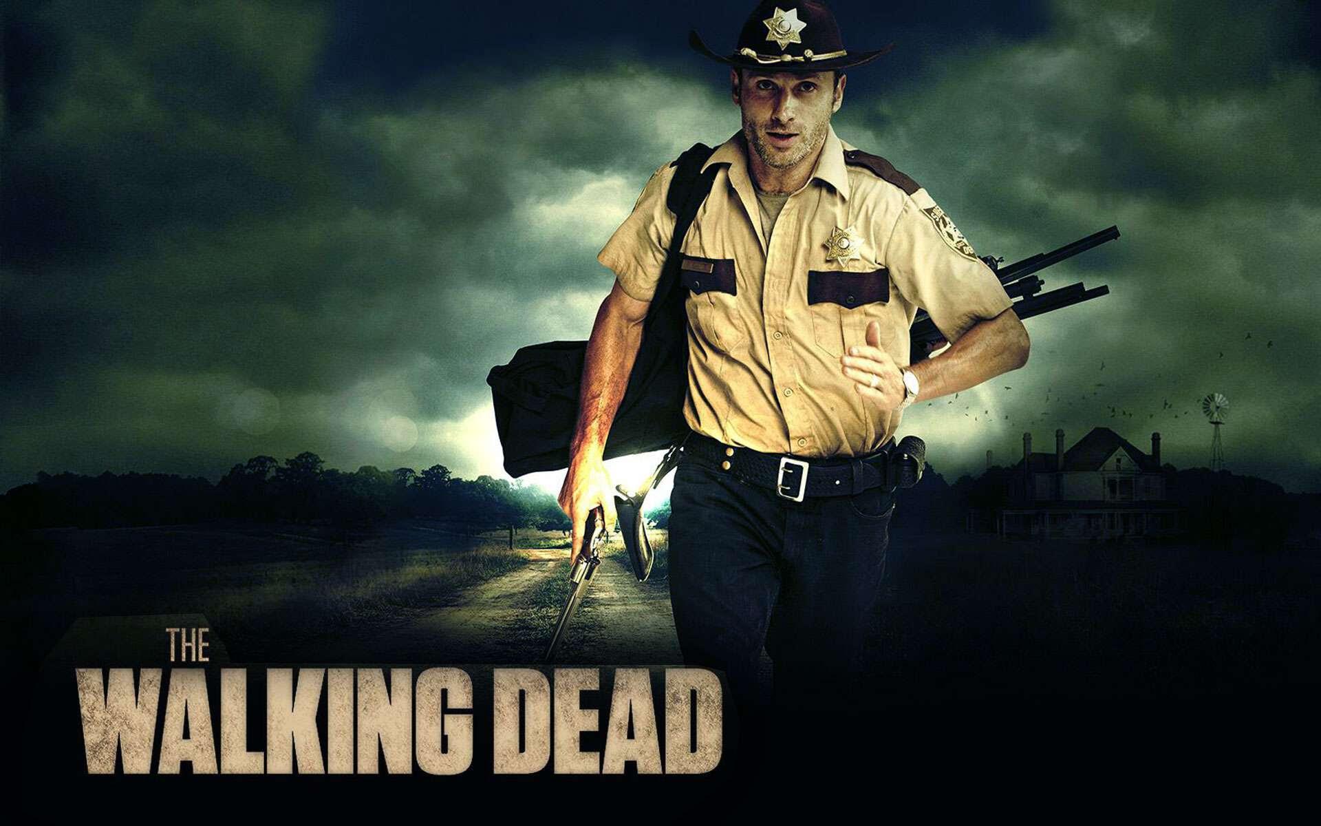 The Walking Dead Wallpaper 17