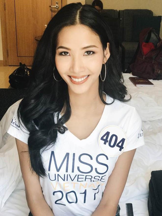 """Kể từ khi dự thi Hoa hậu Hoàn Vũ Việt Nam 2017, Hoàng Thuỳ lột xác hẳn với style """"bánh bèo"""" - Ảnh 10."""