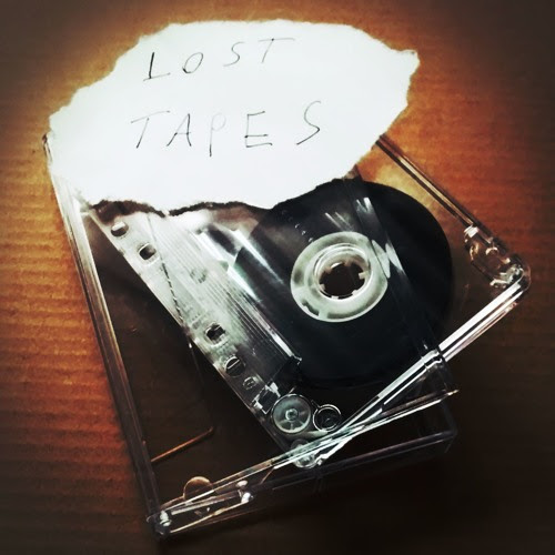 Lost Tapes by Christopher Winter