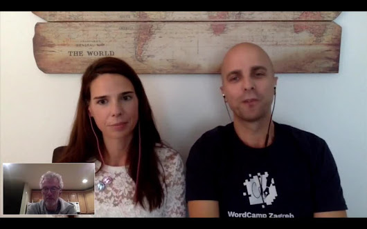 WordPress Community Interview with Ana and Marko Segota