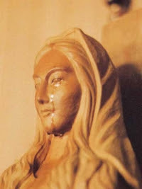 Our Lady of Akita, from michaeljournal.org, used w/o permission