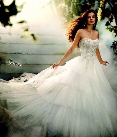 Cinderella Wedding Dress Disney 2014 2015   Fashion Trends