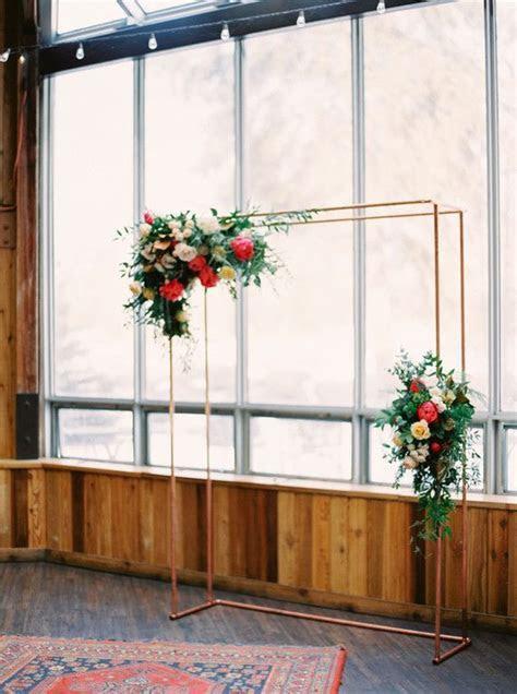 Modern wedding arch   Wedding & Party Ideas   100 Layer