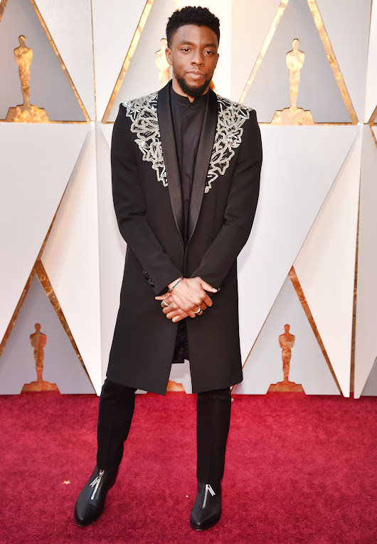 Oscars 2018: The Best-Dressed Men on the Academy Awards Red Carpet Photos | GQ