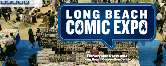 Where I'll be this weekend: C3 and Long Beach Comic Expo