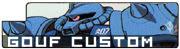 Gouf Custom 08th MS Team