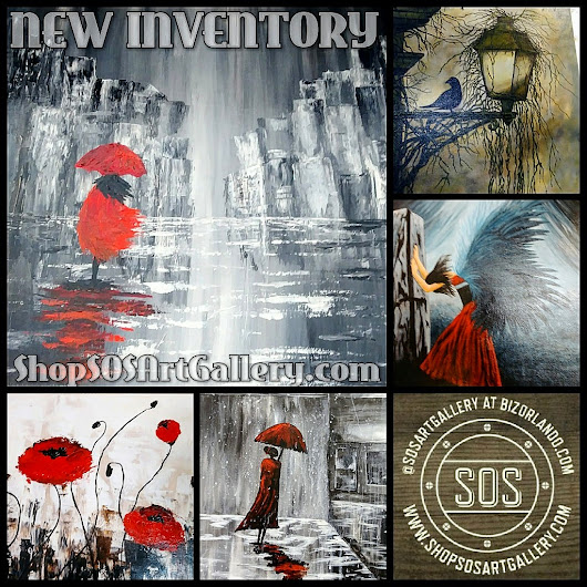 @SOSArtGallery Launches Online Shop