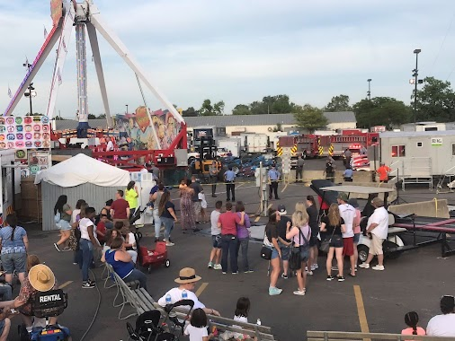 Catastrophic' Fire Ball incident at Ohio State Fair caused by corrosion, ridemaker says. https://buff.ly...