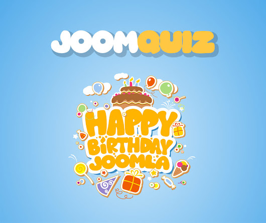 JoomQuiz - check your Joomla! knowledge