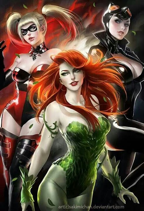 Hottest Dc Characters Hot Photos/Pics | #1 (18+) Galleries
