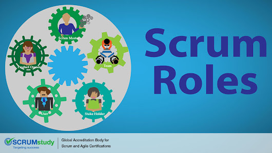 Roles and Responsibilities in Scrum | SCRUMstudy Blog