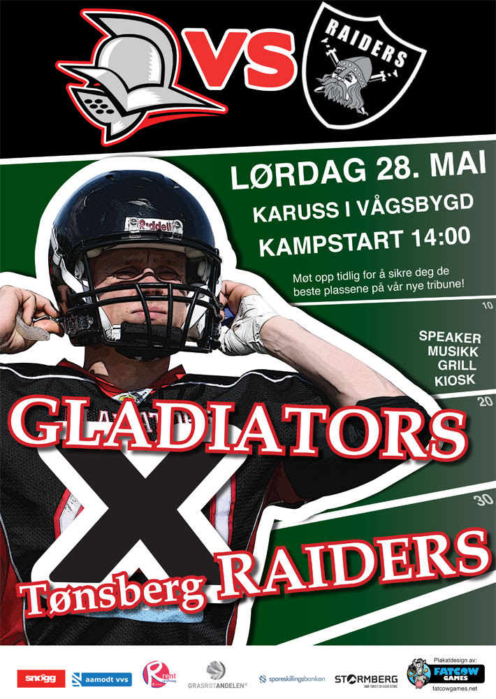 Gladiators Posters For American Football Team The Trail Of Camulos