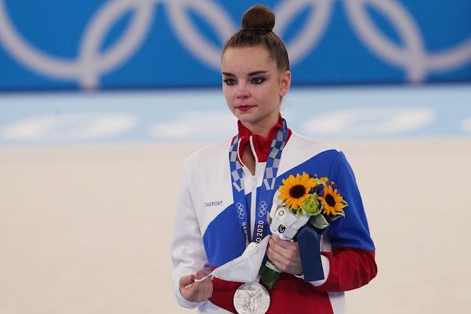 Стал известен размер премии Дины Авериной засеребряную медаль наИграх-2020