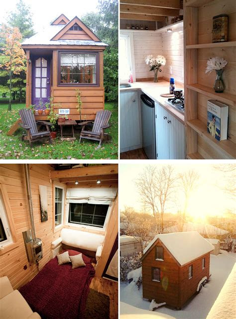 tiny homes        space bored