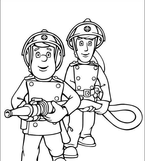 feuerwehrmann sam ausmalbilder kostenlos drucken  aiquruguay